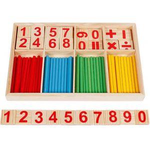 Batonnets calcul Montessori