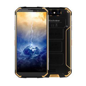 Téléphone portable Blackview BV9500 IP68 Smartphone 4G Écran 5.7 HD 4
