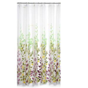 Rideau de douche transparent - Achat / Vente pas cher