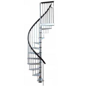 escalier metal achat vente pas cher. Black Bedroom Furniture Sets. Home Design Ideas