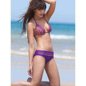 12626 Lmgpzqsuv Capri Vente Triangle Achat Admas Maillot Bikini Violet SMpGjqzUVL