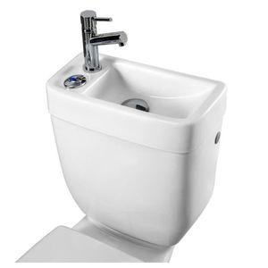RESERVOIR WC Réservoir WC avec lave-mains intégré