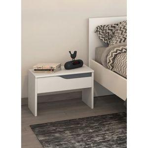 Table de chevet design - Achat / Vente Table de chevet design pas ...