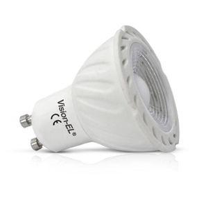 AMPOULE - LED Vision-EL - Ampoule LED GU10 - 6W 3000°K