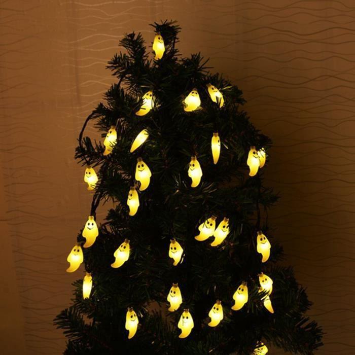 Guirlande solaire exterieur LED Jardin 30 LEDs Etanche Lampe Solaire ...
