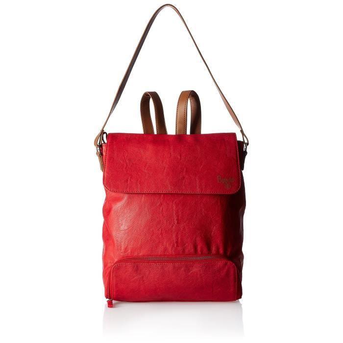 Sac à bandoulière de femmes (rouge) W7HKK