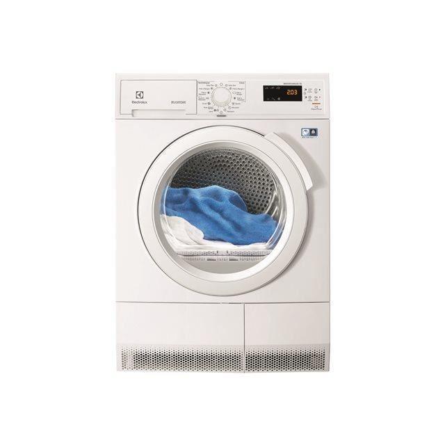 electrolux - sèche-linge à condensation avec pompe à chaleur 60cm