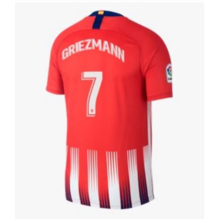 Maillot Domicile Atlético de Madrid Griezmann