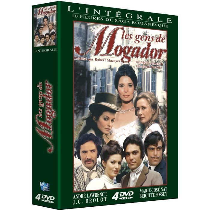 DVD SÉRIE Les Gens de Mogador - L'intégrale - Coffret DVD