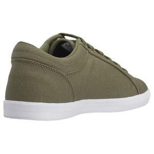 Fred Perry B721 Premium Elastic Mixte Chaussures sans lacets Blanc Noir - 7 UK FhxQIo