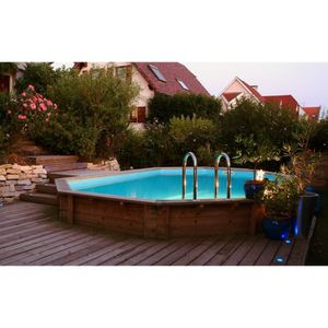 piscine bois largeur 2m50