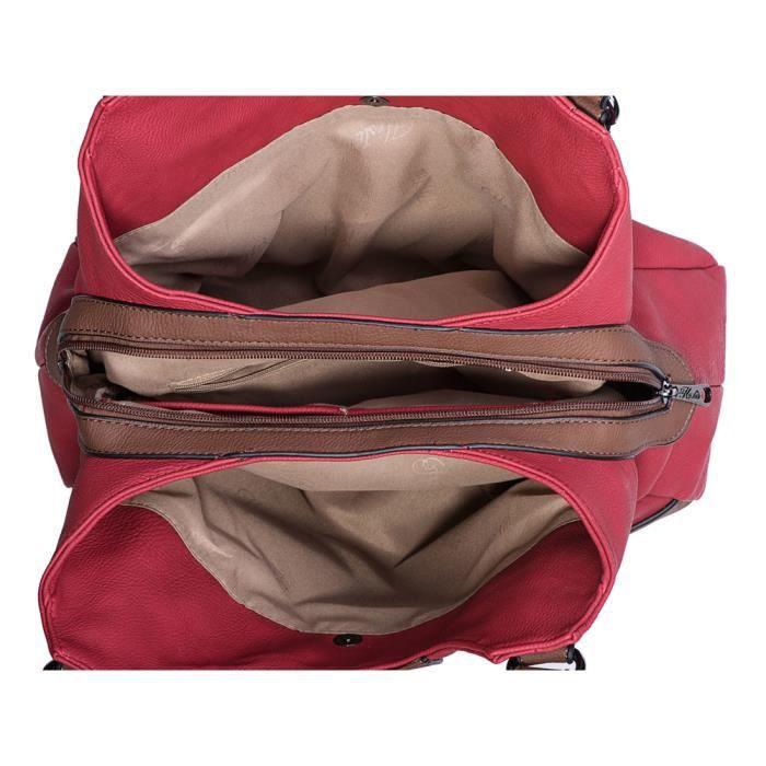 Sac série Smart rouge - hsa567
