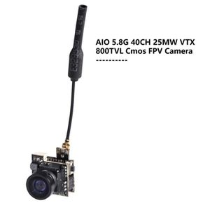 PIÈCE DÉTACHÉE DRONE LST-S2 800TVL CMOS 25mW 40CH NTSC-PAL commutable F