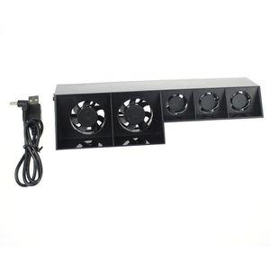 VENTILATEUR CONSOLE USB ventilateur de refroidissement Cooler 5-ventil