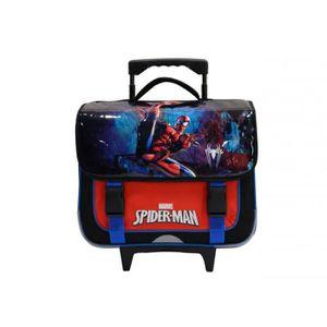 CARTABLE Cartable Trolley Spiderman U