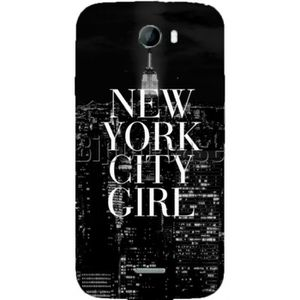 COQUE - BUMPER COQUE PROTECTION TELEPHONE WIKO BARRY - NEW YORK C