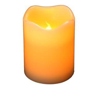 BOUGIE DÉCORATIVE Set de 18 pièces bougies de Noël - Ø 5 x H 6,5 cm