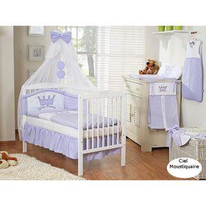 ciel de lit princesse achat vente pas cher. Black Bedroom Furniture Sets. Home Design Ideas