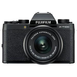 PACK APPAREIL HYBRIDE Fujifilm X-T100 Appareil photo numérique sans miro