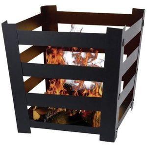 foyer exterieur pour jardin achat vente foyer exterieur pour jardin pas cher cdiscount. Black Bedroom Furniture Sets. Home Design Ideas