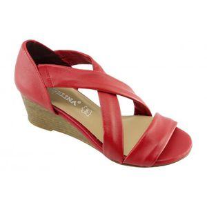 SANDALE - NU-PIEDS Scarlette - Chaussures femme sandales souple et co ...