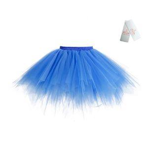Dressystar Ballet TuTu//Jupon tulle pour soir/ée//bal beaucoup de couleurs et 4 tailles /à choisir