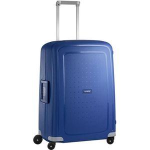 VALISE - BAGAGE Valise rigide S'Cure 81 cm Bleu foncé DARK BLUE 12