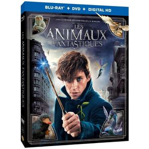 BLU-RAY FILM Les Animaux Fantastiques Bluray 2D