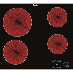 PLAQUE VITROCÉRAMIQUE  Plaque de cuisson Whirlpool WHIRLPOOL - AKT 8090 N