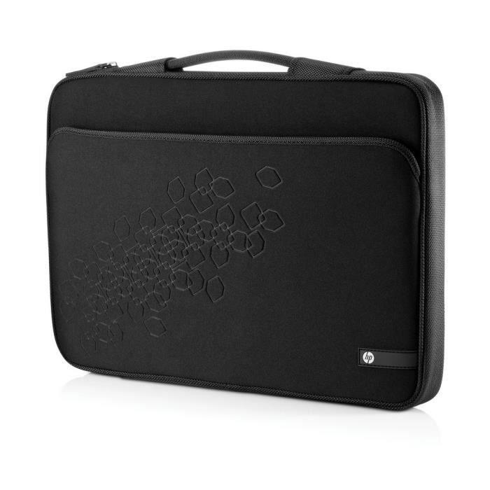 hp housse de pc portable 17 3 39 39 prix pas cher black. Black Bedroom Furniture Sets. Home Design Ideas