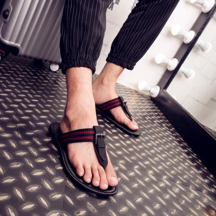 Sandales et cu Slipper en d'été sandales hommes rrnwBCgqT