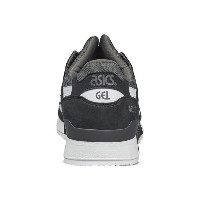 Asics Gel-lyte Iii H7k4y-9501 Homme Baskets Blanc,gris