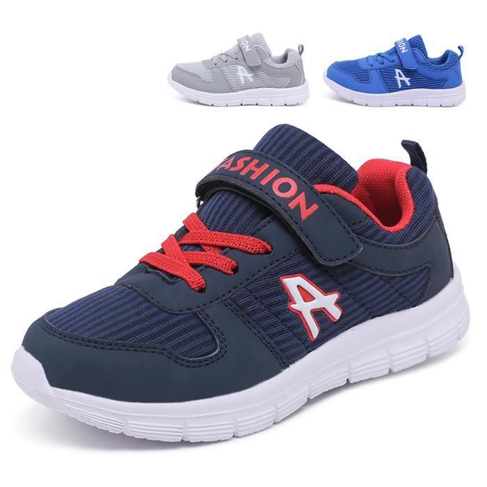 Basket Chaussure de sports Loisirs Enfant Fille Chaussure chaussure de course rarZK509St