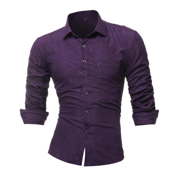 half off 80363 757d1 chemise-homme-manche-longue-printemps-mode-imprime.jpg