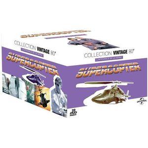 DVD SÉRIE DVD Coffret Supercopter - L'intégrale