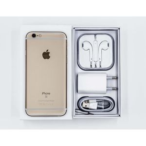 SMARTPHONE RECOND. Apple iPhone 6S 16 Go - Gold reconditionné
