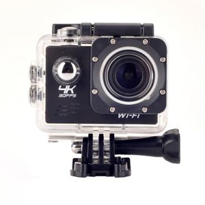 APPAREIL PHOTO COMPACT 4K Action Camera F60 Allwinner V3 4K / 30fps 1080P