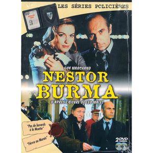 DVD SÉRIE Nestor Burma - V.1 - 2 DVD - PAS DE BAVARD A LA MU