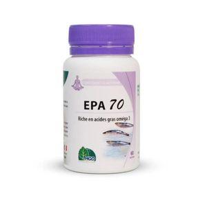 COMPLÉMENT MINCEUR Epa 70 (70% Epa) 60 Capsules