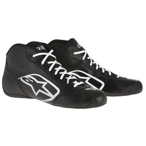 CHAUSSURE - BOTTE Chaussures Alpinestars Tech 1K Start Noir-Jaune 34