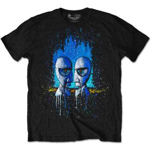 T-SHIRT Pink Floyd The Division Bell Dave Gilmour Paint of