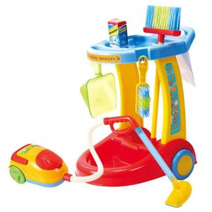 chariot de m nage enfant achat vente pas cher cdiscount. Black Bedroom Furniture Sets. Home Design Ideas