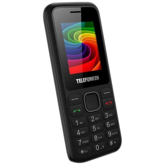 Telephones Mobiles Sans Abonnement Tm 10 2 Noir Achat