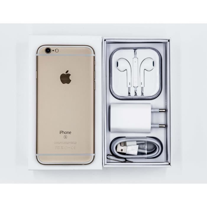 Apple iPhone 6S 16 Go - Gold reconditionné - Achat smartphone recond ... bc18d89f9ea5