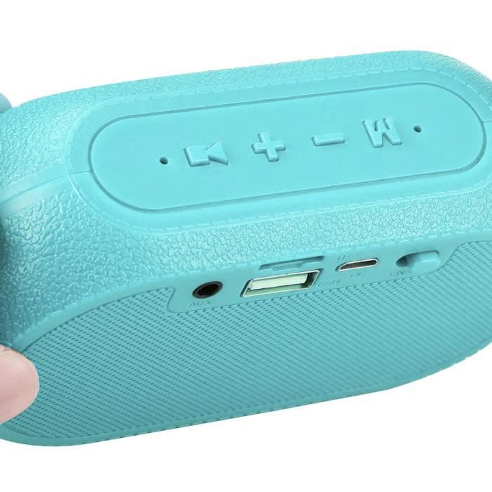 Haut-parleur Portable Bluetooth Super Bass Stéréo Sans Fil Sb @speaker521