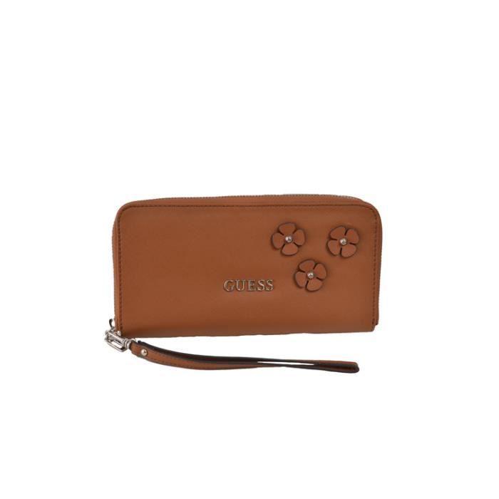 cbe972475b15 Portefeuille et porte-monnaie Guess de la gamme Delaney pour femme ...