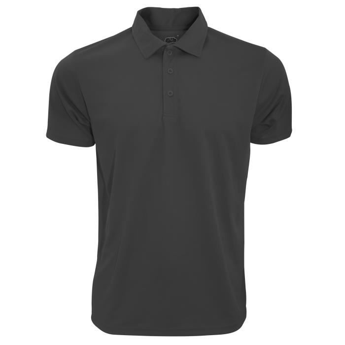Fruit Of The Loom - Polo sport à manches courtes - Homme (3XL) (Blanc) HMyl4mfZuB