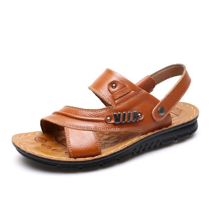 Sandales Homme Chaussures de Plage ViDRj8s