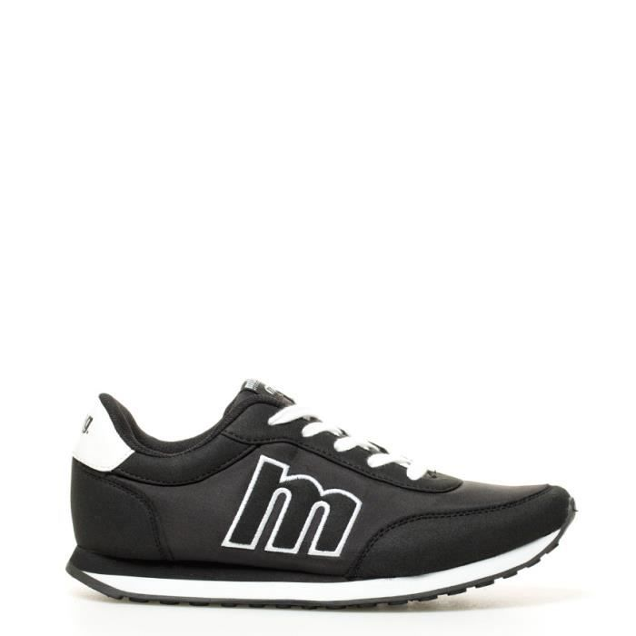 Mustang Chaussures Funner blanc noires noires Mustang Chaussures wUEzPqOn