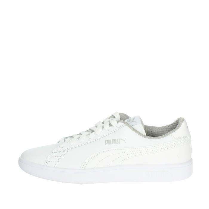Puma Petite Sneakers Garçon Blanc, 36